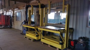 Vibratory workbench
